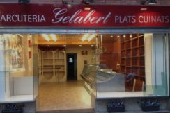 Alquiler local comercial les corts